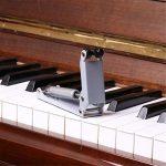 Alian Piano Décélérateur de Fallboard à Pression hydraulique avec Dispositif de Chute Lente et à Fermeture Lente.