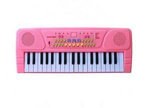 De 37touches clavier électronique Jouets pour enfants multifonctionnelle Orgue avec microphone POWER A