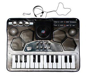Enfants de Musique DJ Couverture Jouet électronique Piano Tapis de danse