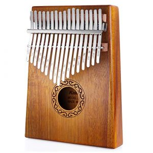 Kalimba 17 Clé Pouce Piano