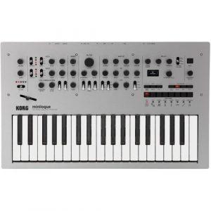 Korg Minilogue 4-voice Polyphonique analogique Synth avec Préréglages (Minilogue)