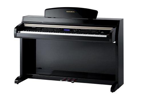 Kurzweil Mark Pro 3i BP Piano numérique meuble Noir brillant