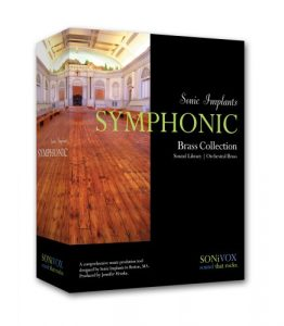 SONiVOX Symphonic Brass Collection banques de sons pour Kontakt