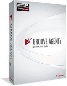 Steinberg Groove Agent 4 Batteur virtuel GB/D/F Win/Mac Beige