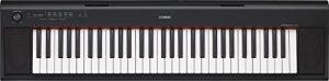 Yamaha – NP12B – Clavier – 61 Touches Dynamiques – Noir
