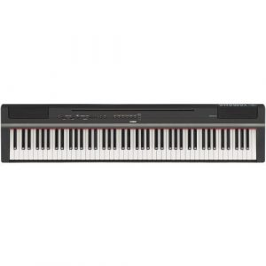 Yamaha p-125b – Piano Digital, Couleur Noir