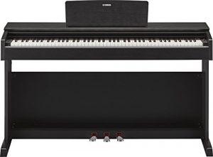 Yamaha – NYDP143 – Piano Numérique – Noir