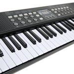 Axman LP5450 Clavier avec Microphone et Connecteur d'alimentation/54 touche/Batterie 6 x AA (non inclus)