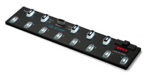 Keith McMillen K-705 12 Step Pédalier de basse chromatique MIDI/USB