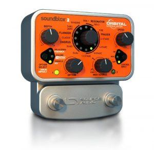 Source Audio SA226* Pédale d'effet pour guitare électrique et clavier
