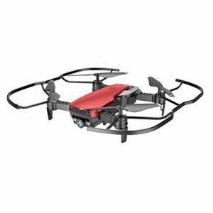 Oasics X12S Drone 2.4Ghz 4CH Wide Angle 720P Optique pour positionner le quadricoptère RC Packungsgröße: 21 x 17,6 x 7 cm rouge