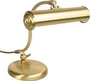Steinbach lampe de piano classique en laiton mat de qualité fabriqué en Allemagne