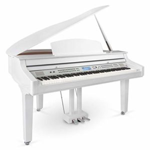 Classic Cantabile GP-A 810 piano à queue numérique blanc brillant