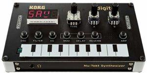 Korg Nu: Tekt NTS-1 Kit de synthèses numériques