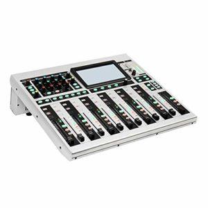 Synthétiseur analogique Table de mixage numérique 16 canaux Stage professionnel DSP Processeur d'effets numériques Enregistrement Conférence à distance Mariage Mélangeur dédié