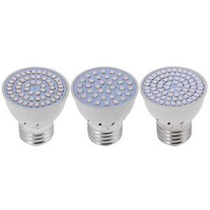 Matefield Ampoules LED E27 110 V pour plantes