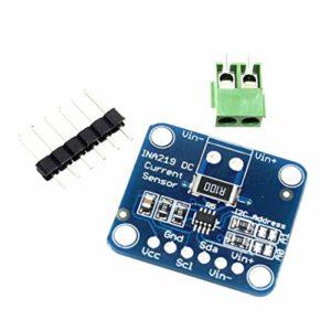 Module de dérivation de capteur d'alimentation en courant DC bidirectionnel INA219 I2C