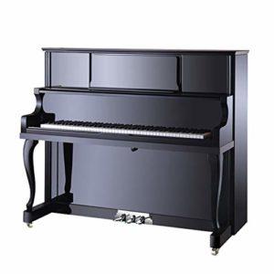 Snjin Piano Débutant À 88 Touches, Noir