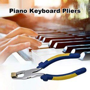 6SHINE Pince à Outils de réparation pour Piano Portable, N° 0, comme sur l'image, Free Size
