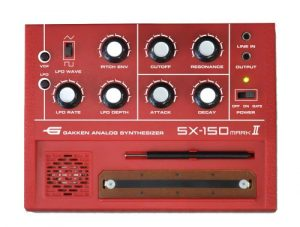 Analog synthesizer SX-150 MARKII (japan import)