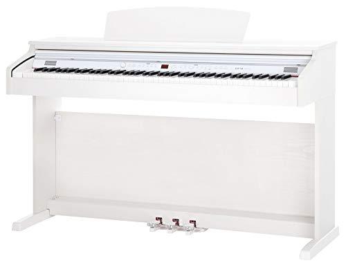 Classic Cantabile DP-50 WM Piano Numérique Blanc Dépoli