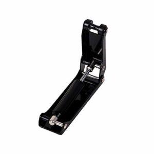 Exceart Dispositif de Chute Lente de Piano Ultra-Mince Pression Hydraulique Décélérateur de Fallboard Métal Piano Protège-Doigts Couverture de Clavier Dispositif de Contrôle de Descente Noir