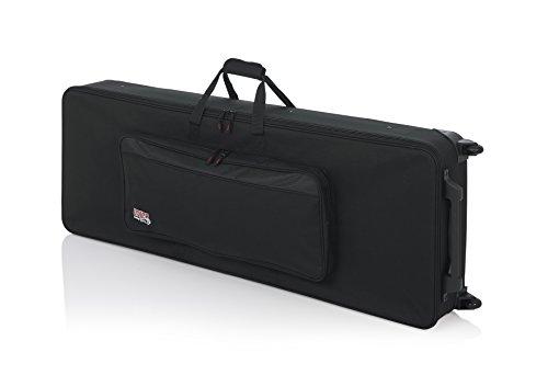 Gator GK-76 Etui pour Clavier/Piano numérique Noir