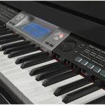 GDP-300 Piano a Queue Numerique avec Banc par Gear4music