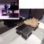 Licyen Banc d'extension de pédale de Piano Enfants Pédale Piano Portable Extender Banc Piano Escabeau Pédale Lift Assist Pied Piano Pédale Extender (Couleur : Noir, Taille : 44.5x22x13cm)