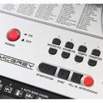 McGrey BK-6100 synthétiseur SET y le trépied et le tabouret
