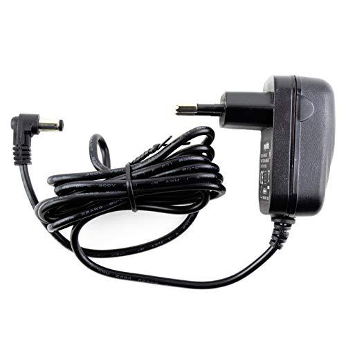MyVolts Chargeur/Alimentation 9V Compatible avec Casio CT-655 Clavier (Adaptateur Secteur) – Prise française