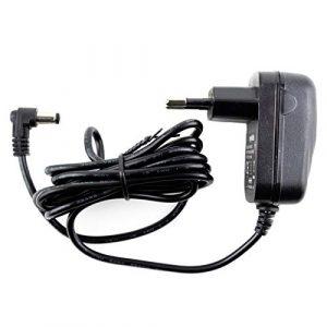 MyVolts Chargeur/Alimentation 9V Compatible avec Casio CTK-611/CTK-671 Clavier (Adaptateur Secteur) – Prise française
