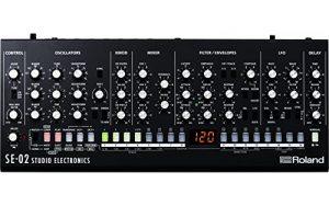 Roland SE-02 Boutique Synthétiseur analogique