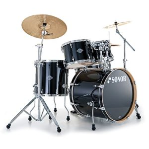 Sonor essential force fSE 11 stage 3 piano, percussions noir