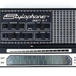 STYLOPHONE GEN X-1 Synthé analogique portable avec Haut-parleur intégré
