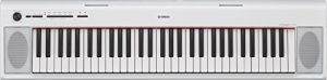 Yamaha – NP12WH – Clavier – 61 Touches Dynamiques – Blanc