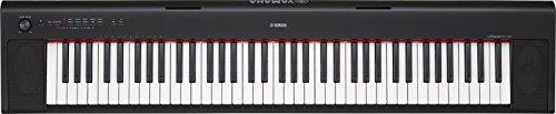 Yamaha – NP32B – Clavier – 76 Touches Dynamiques à Effet Gradué – Noir