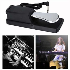 Damper Digital Piano Amortisseur Meilleur Sustain Pied oard D oot Pédale Keybo Pédale Clavier