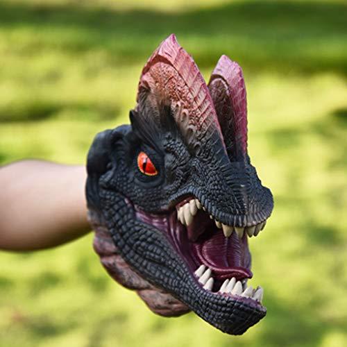Dapei Dilophosaurus Jeu de poupées pour bébé et enfant 21 x 12 x 22 cm