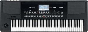 Korg PA300 61 Écran tactile couleur Korg PA300 61 – Clavier arrangeur avec écran couleur TouchView Multicolore