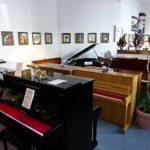 Piano Trautwein modèle classique 120 – Noir poli