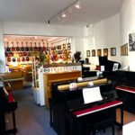Piano Wilh. Steinberg modèle AC118 – Noir poli