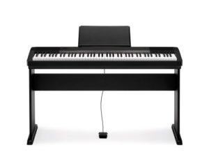 Pianos numériques CASIO CDP-130BK + STAND Pianos numériques portables