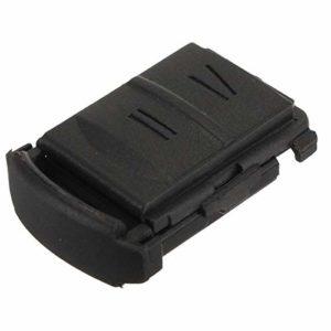 PKA Coque pour clé à télécommande 2 boutons pour Vauxhall Corsa Meriva