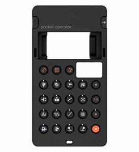 Poche opérateur Pro CA 16Étui–Noir/Orange