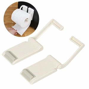 Porte Papier Toilette Magnétique Porte-Serviettes Support De Papier Rouleau De Mur Latéral De Réfrigérateur