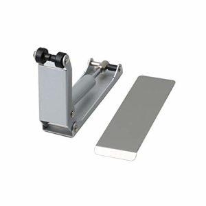 Sourcingmap Tampon externe en alliage de zinc pour piano argenté