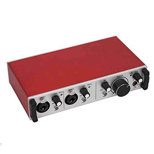 YYZLG Interface audio professionnelle utilisée pour convertir le signal de A à D ou D en A