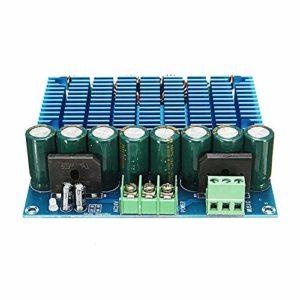 Goldyqin XH-M252 TDA8954TH Panneau de l'amplificateur numérique à Double Puce D Panneau de l'amplificateur Audio 420 W x 2 – Coloré