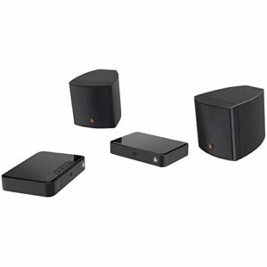 Hama Kit d'extension audio « RS100 », REAR-Surround, noir
